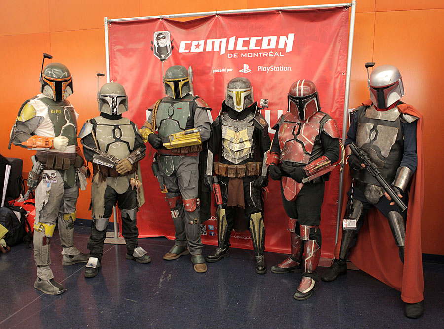 2013 Montreal Comiccon Day 2 - Cosplay Photo