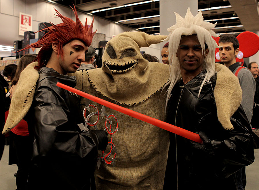 2013 Montreal Comiccon Day 3 - Cosplay