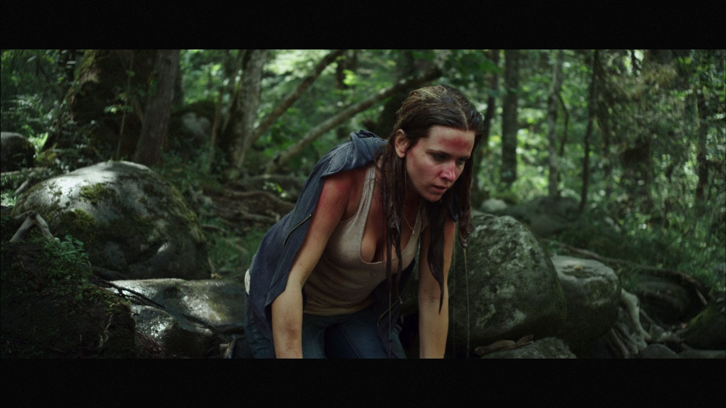 girls in the woods still 1