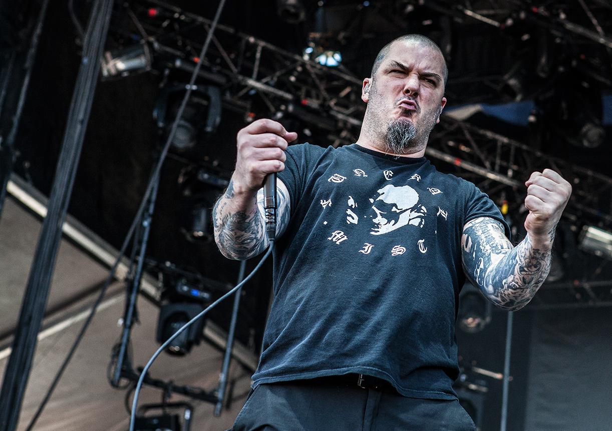 Amnesia Rockfest 2015 - Down