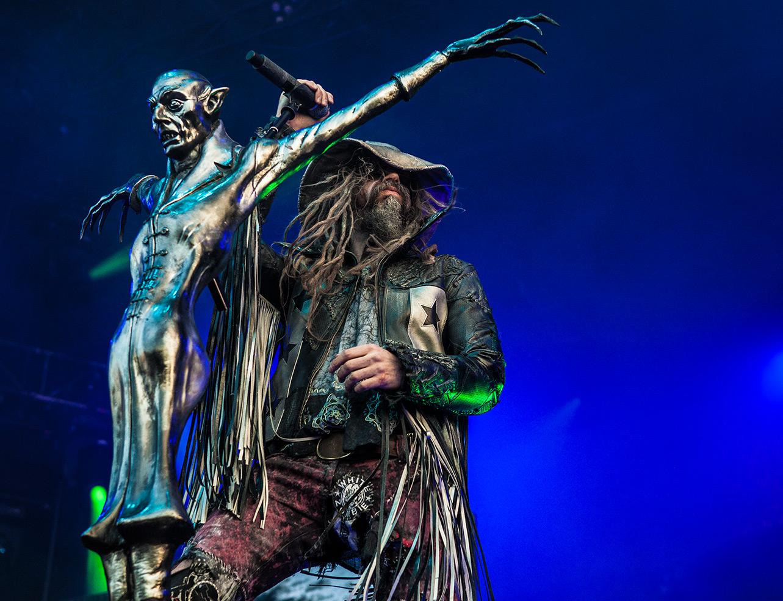 Amnesia Rockfest 2015 - Rob Zombie