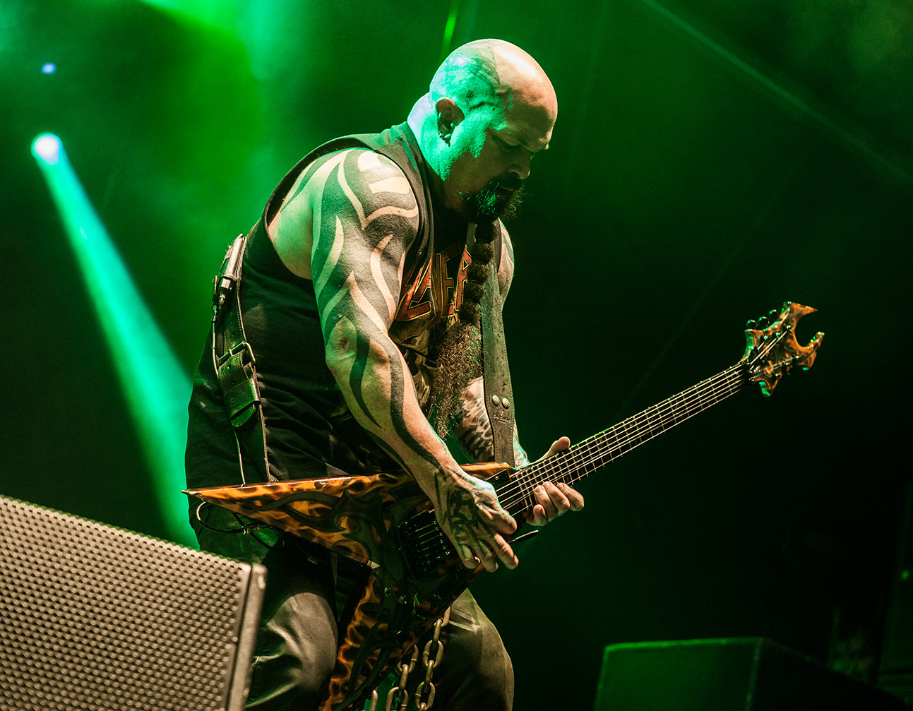 Amnesia Rockfest 2015 - Slayer