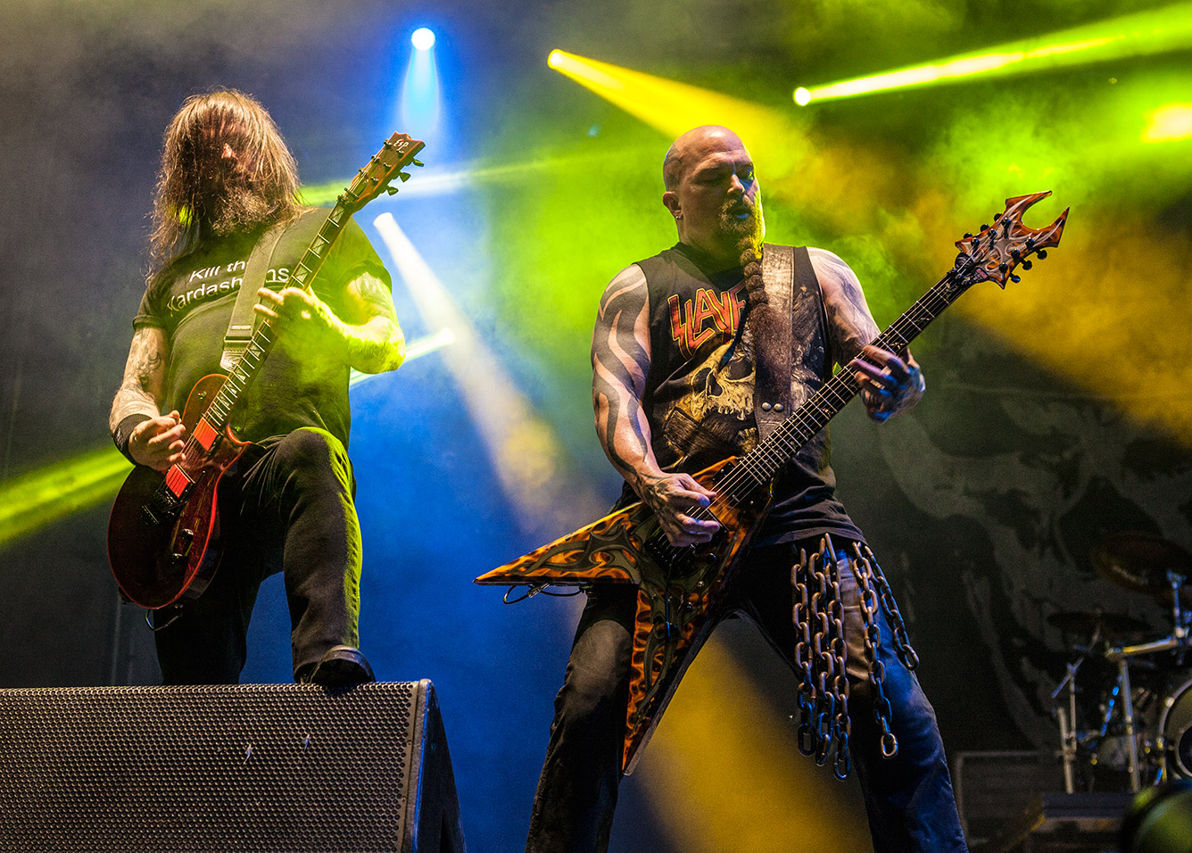 Amnesia Rockfest 2015 - Slayer