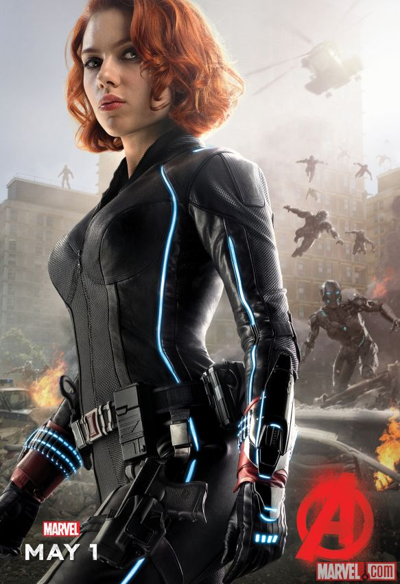 Black Widow - Avengers: Age of Ultron