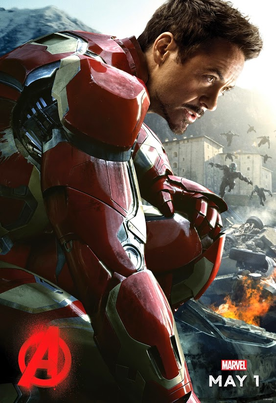 Iron Man - Avengers: Age of Ultron