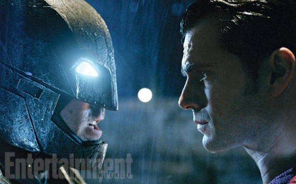 Dawn of Justice - face-off