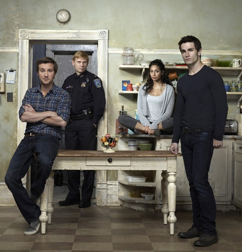 Being Human (Canadian TV Series) picture