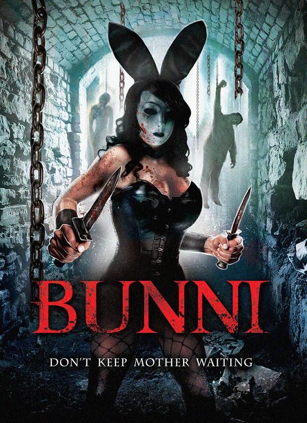 Bunni - slasher horror - Key Art