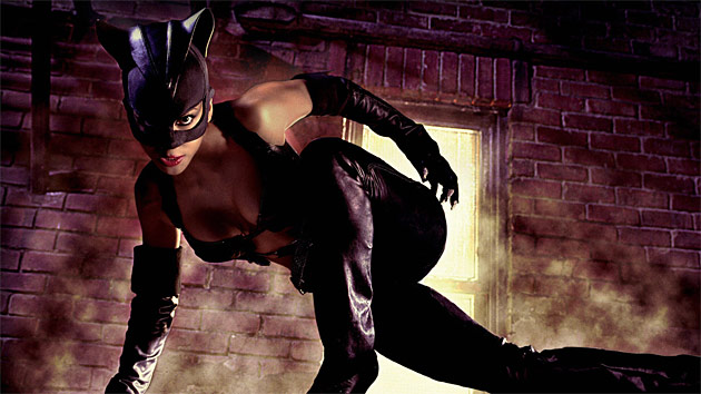 Halle Berry Catwoman Picture