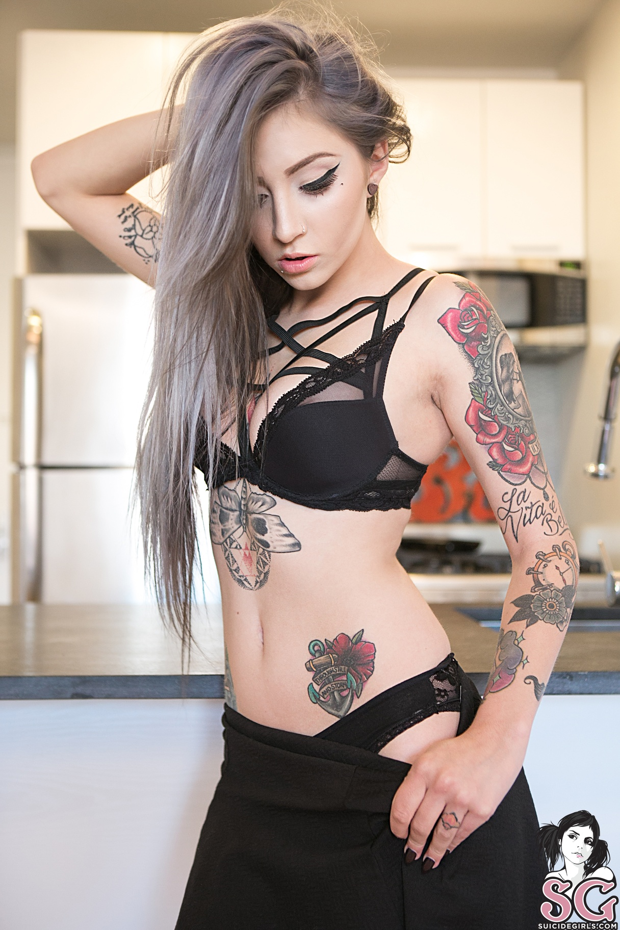 Ivory Suicide by Brooklyn