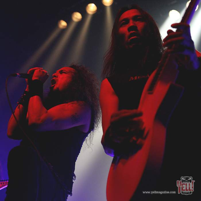 Death Angel - Montreal Metropolis (2014)