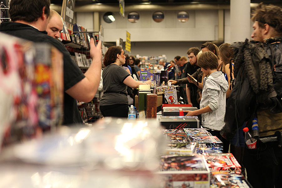 Montreal Comiccon 2014 Day 1 Photos