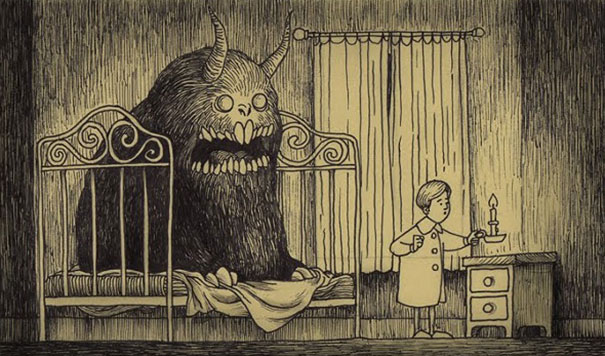 sticky-note-monsters-by-don-kenn-1