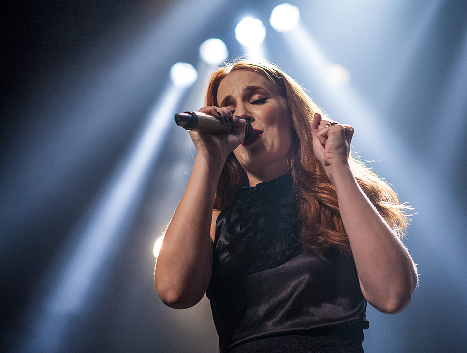 Epica at Corona Theater in Montreal 2015