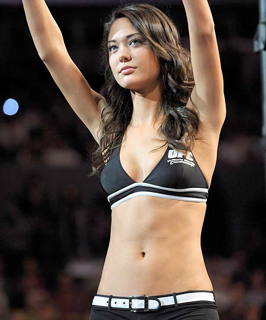 Logan Stanton: Ex UFC Ring Girl
