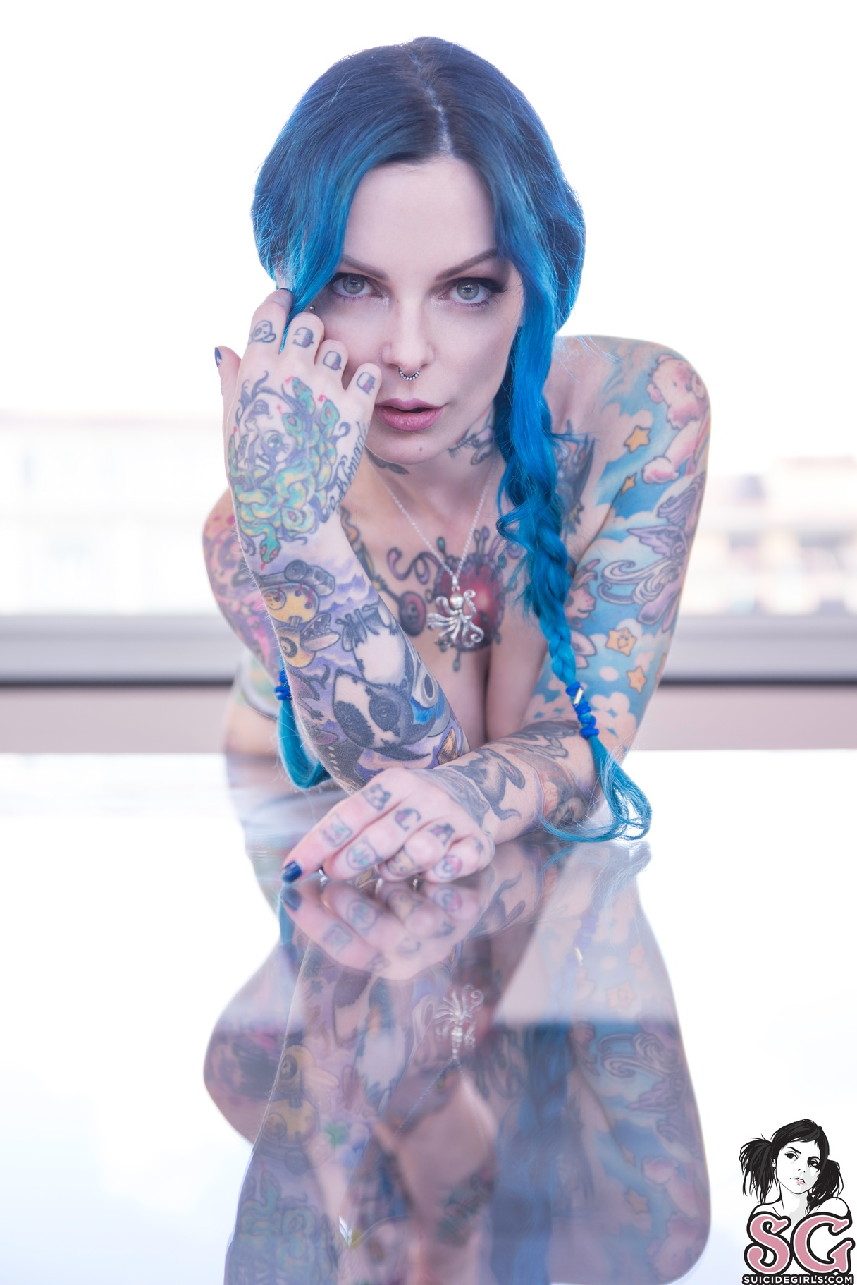 Riae Suicide by Mel_Z
