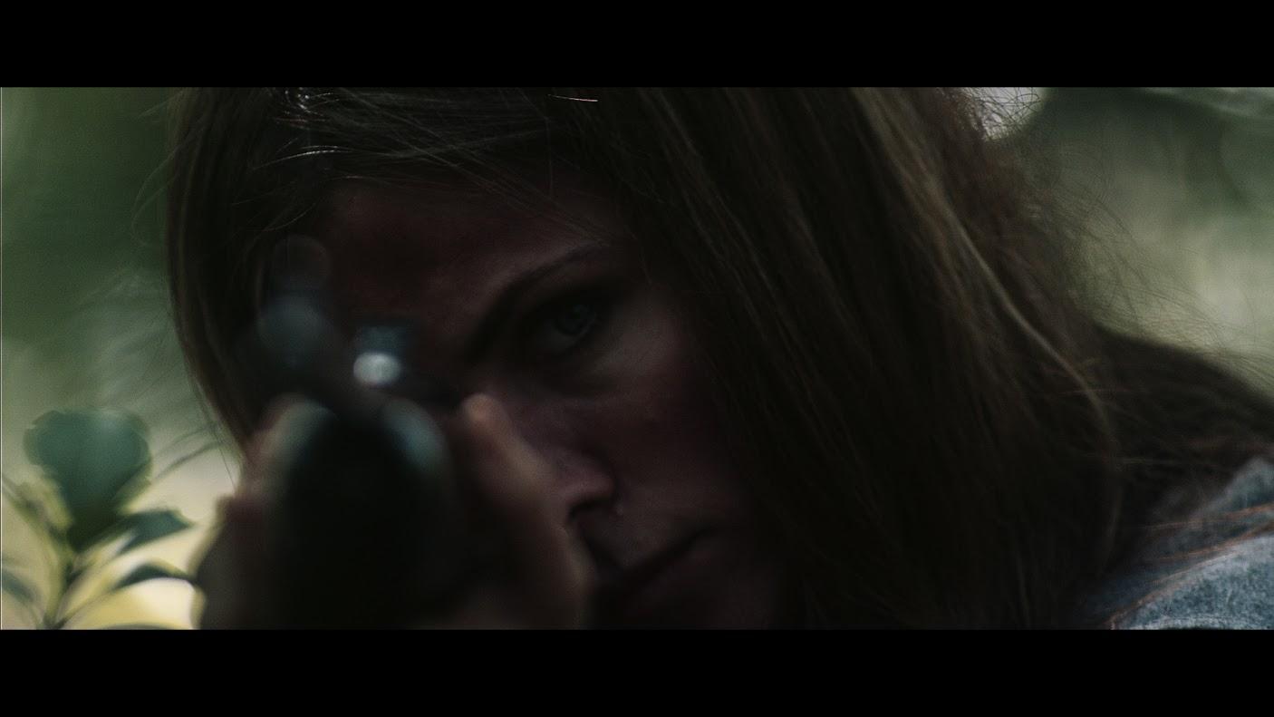 Girl in Woods - Juliet