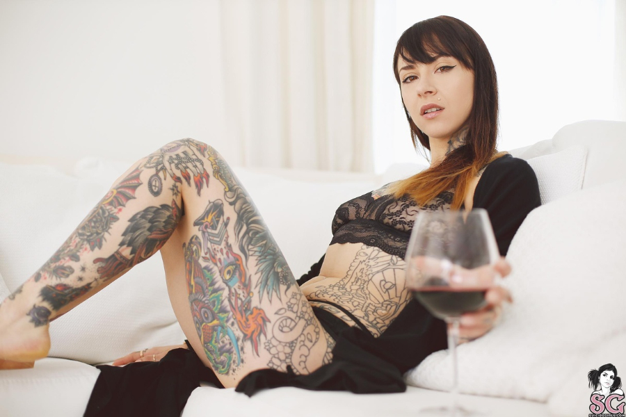 Gogo Suicide by Puffin