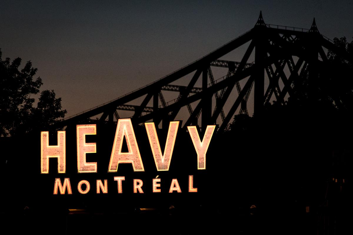 heavy montreal 2016 - Credit: Tim Snow
