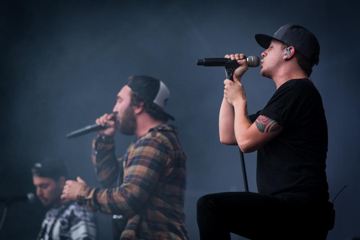 i prevail heavy montreal - Credit: Tim Snow
