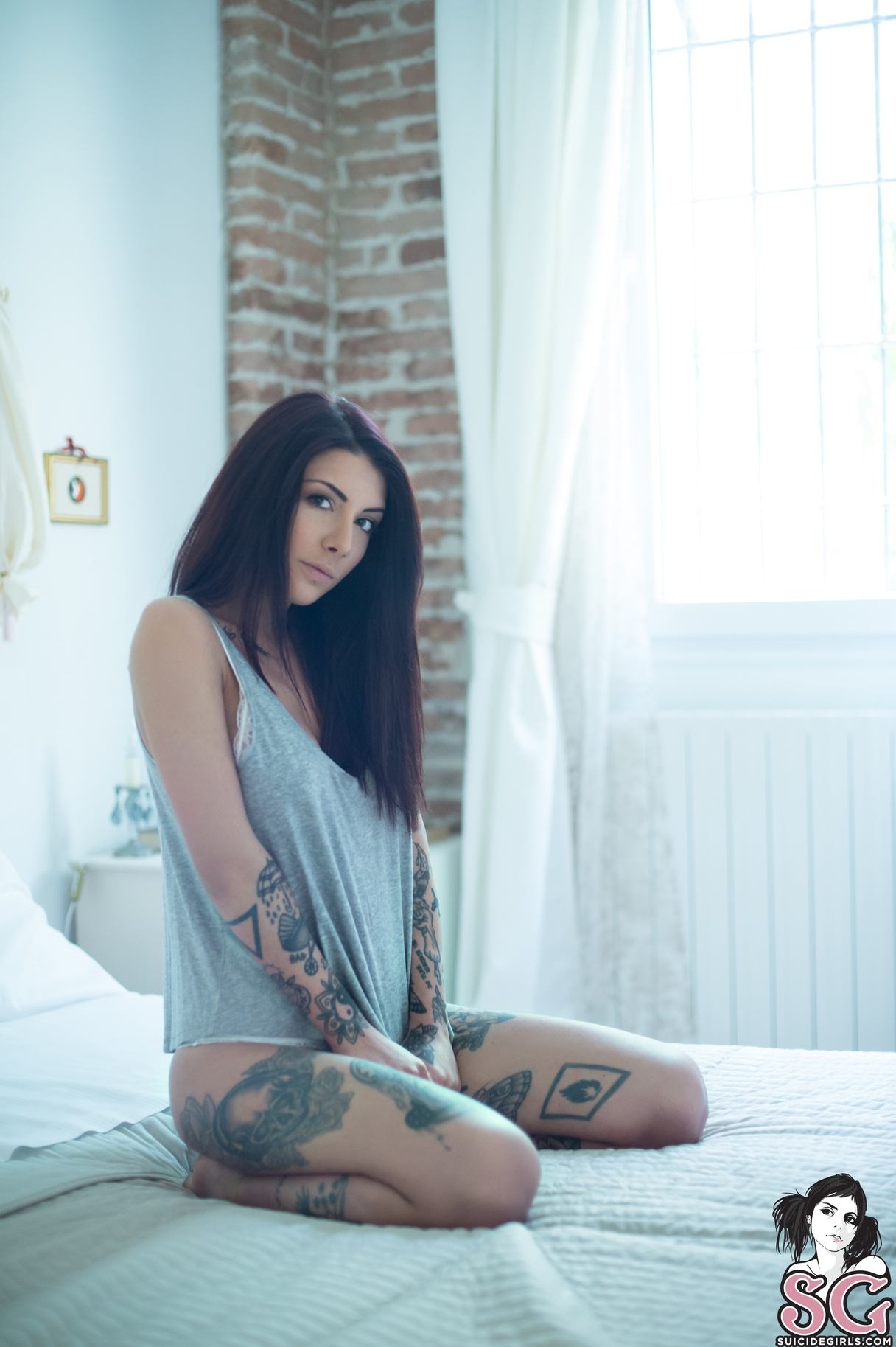 Indaco Suicide by R_Girardi