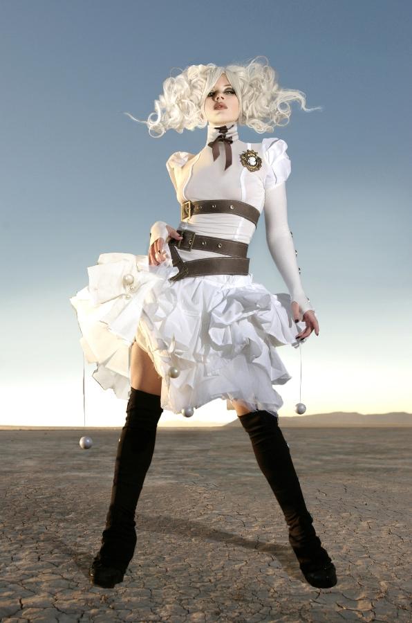 Kato (aka, Steamgirl)