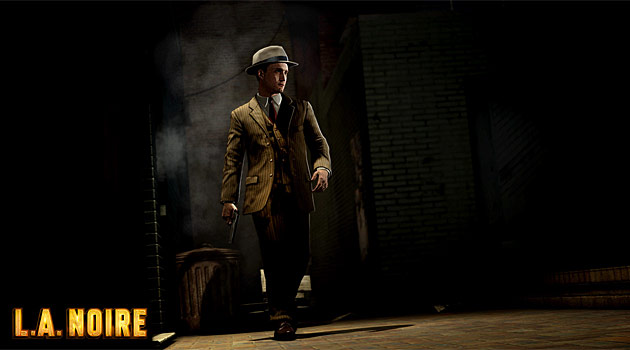 L.A. Noire Screenshot, In-Game