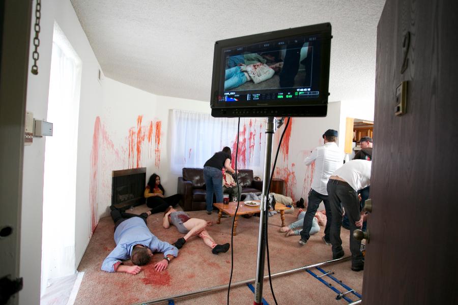 Massacre victims