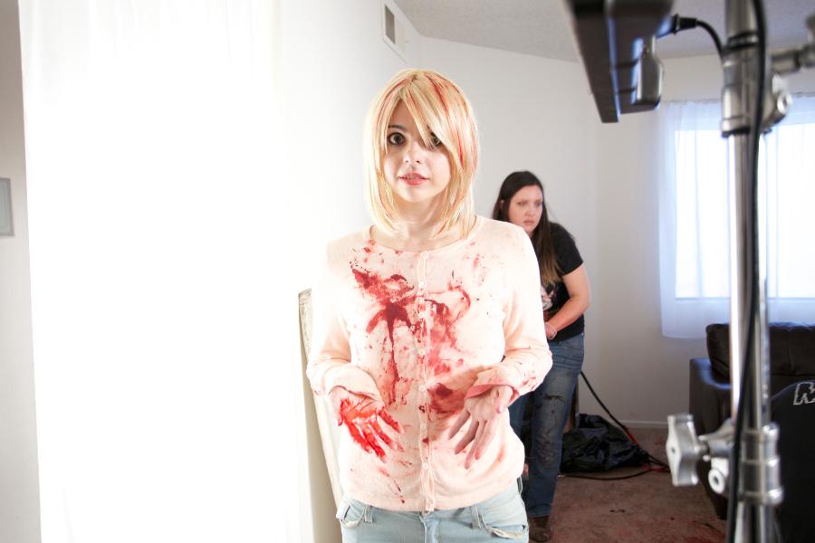 Pandie Suicide as Marianne James