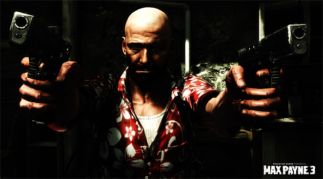 Max Payne 3 Screenshot New