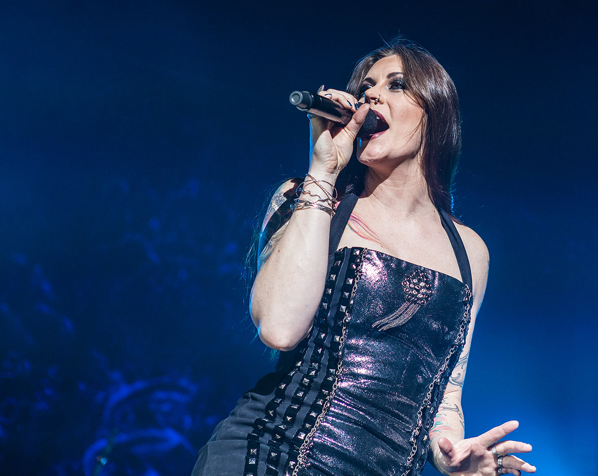 Nightwish at Metropolis in Montreal - Photo: Steve Ladanyi