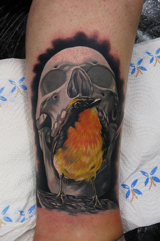 Phatt German Tattoos