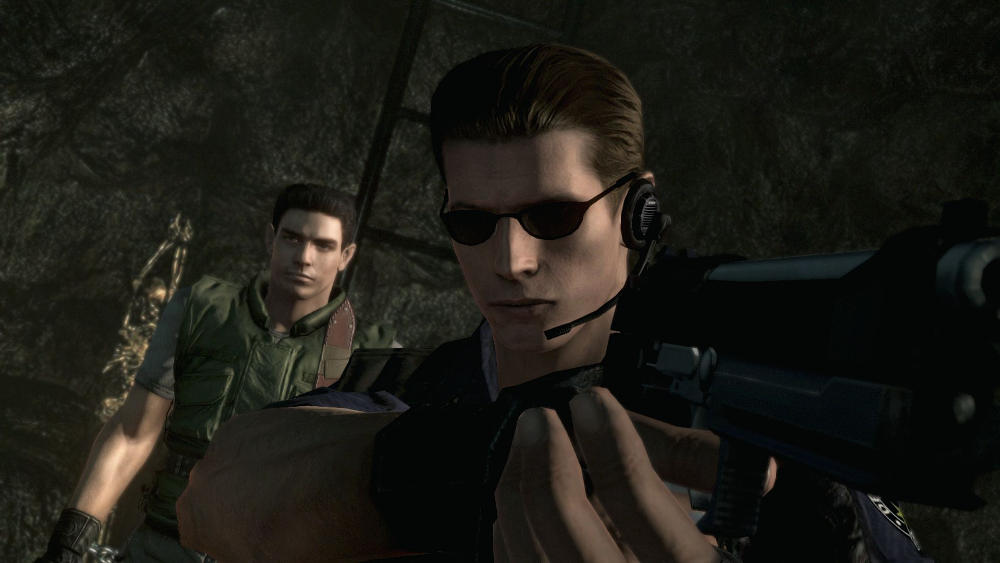 Resident Evil 1 Screenshots