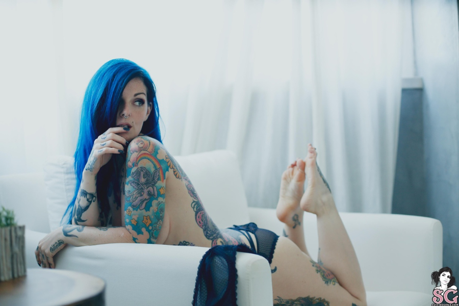 Riae Suicide by Puffin