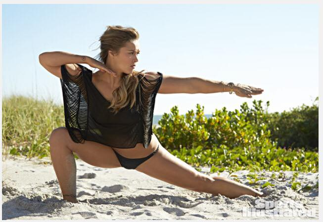 Ronda Rousey - Sports Illustrated 2015