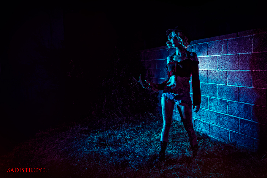 Shelly d'Inferno - Credit: SadisticEye Photography