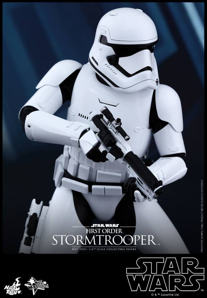 Hot Toys - First Order Stormtroopers