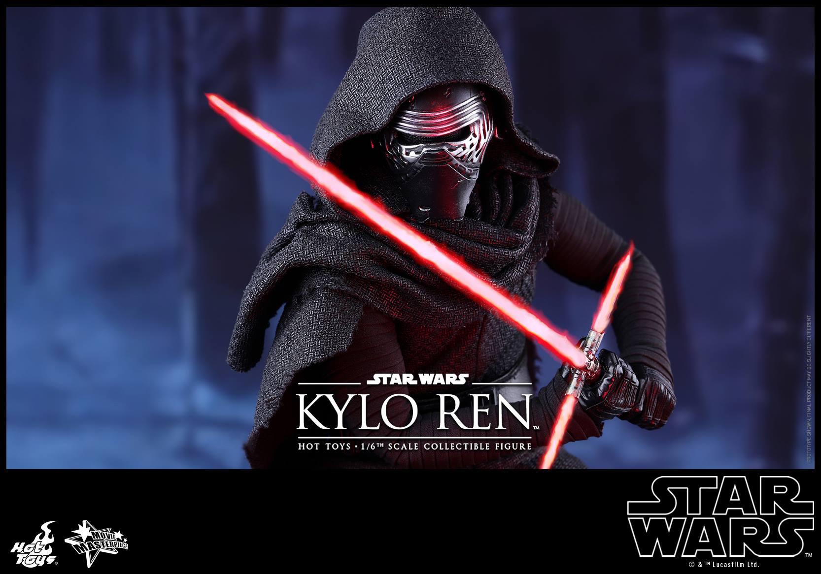Hot Toys - Kylo Ren