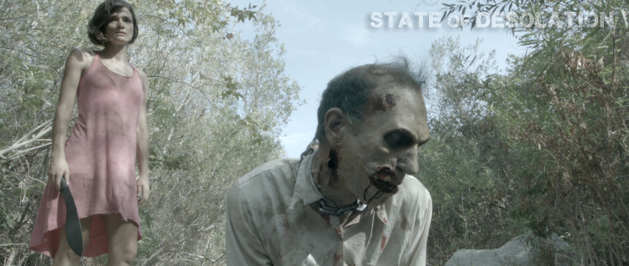 State of Desolation - chain zombie