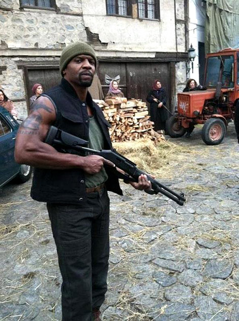 The Expendables (2012) - Terry Crews Picture