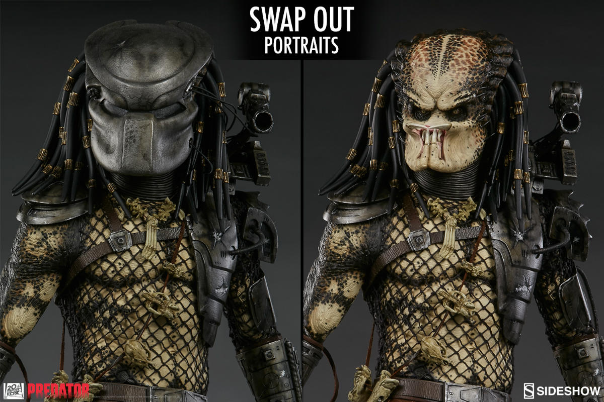 Predator: Jungle Hunter Maquette