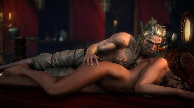 Triss Merigold Nude picture