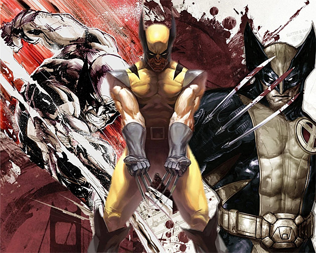 Wolverine Comic Picture