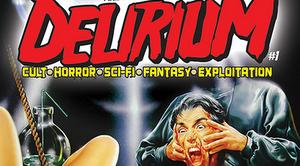 delirium issue 1 cover