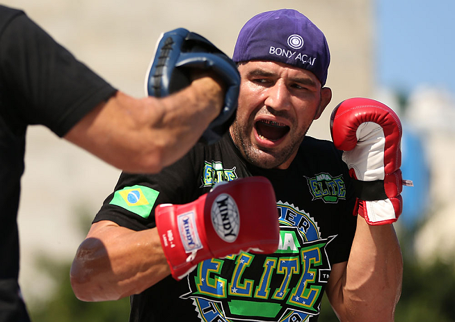 Quote Of The Day: Glover Teixeira Is Ready To Knockout Jon ...
