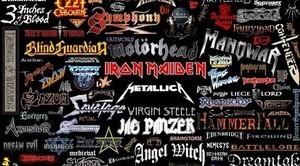 heavy metal banner