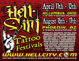 Hell City Tattoo Festival 2014