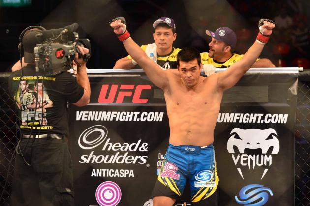 UFC 173: Lyoto Machida