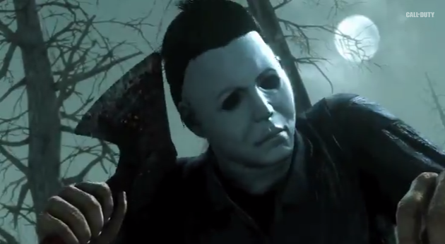 michael myers call of duty ghosts onslaught dlc