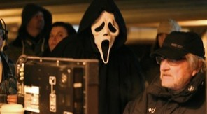 scream - ghostface and wes craven